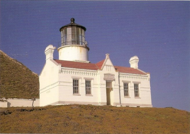 Point Conception Lighthouse Postcard