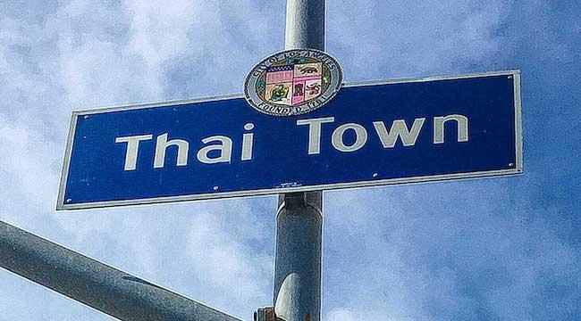 LADOT Thai Town