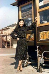 Teresa Teng in Los Angeles, 1975