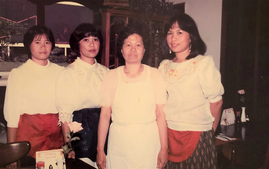 The Kuntee Family.Chao Krung